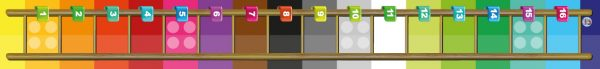 Laddermat, kinderspeelmat