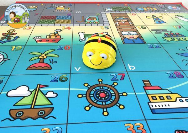 Bee-Bot mat haven 2 , kinderspeelmat
