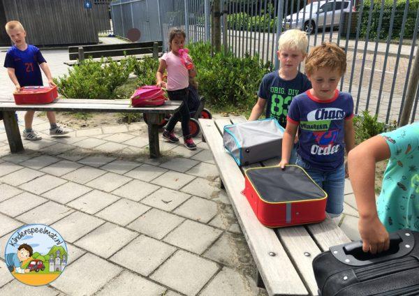Vliegtuig rollenspel, kinderspeelmat 6