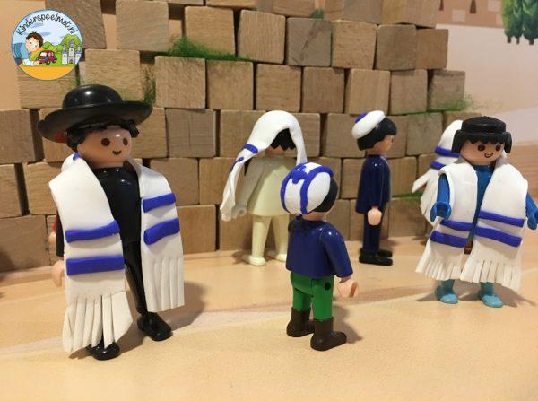 Achtergrond Jeruzalem, kinderspeelmat 5