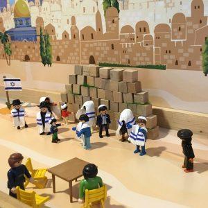 Speelmat Israël, kinderspeelmat