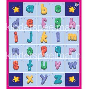 Bee-Bot mat letters, kinderspeelmat