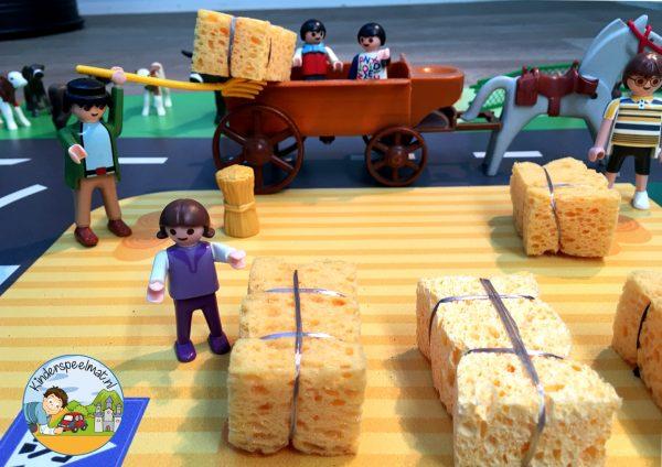 Speelmat boerderij, kinderspeelmat, kleuteridee, vloermat 3