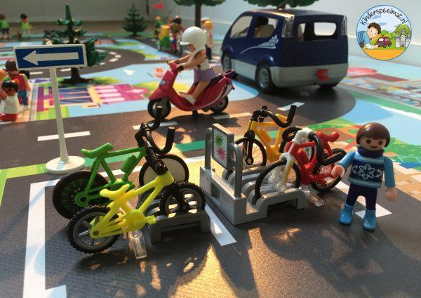 Vloermat, speelkleed stad kinderspeelmat, speelmat auto's kinderen 5
