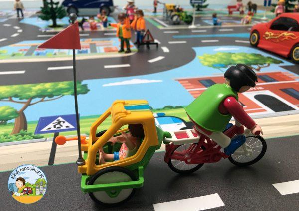 Vloermat, speelkleed stad kinderspeelmat, speelmat auto's kinderen 7
