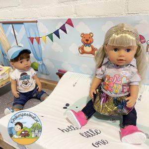 speelmat baby kleding, kinderspeelmat, kleuteridee